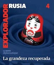 Papel Explorador (Primera Serie) Rusia