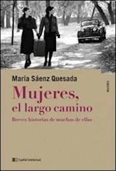 Libro Mujeres  El Largo Camino