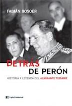 Papel DETRAS DE PERON