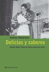 Libro Delicias Y Sabores