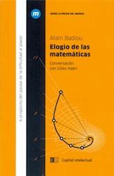 Libro Elogio De Las Matematicas