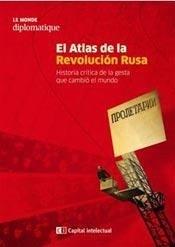 Papel El Atlas De La Revolución Rusa