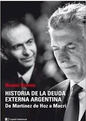 Libro Historia De La Deuda Externa Argentina
