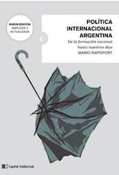 Libro Politica Internacional Argentina