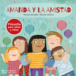 Libro Amanda Y La Amistad