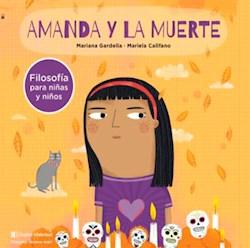 Libro Amanda Y La Muerte