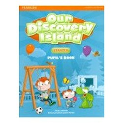 Papel Our Discovery Island Starter Pupil'S Book