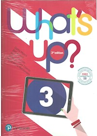 Papel What´S Up 3/E Level 3 Student´S Pack