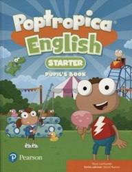 Papel Poptropica English Starter Pupil'S Book