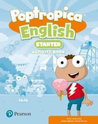 Papel Poptropica English Starter Activity Book