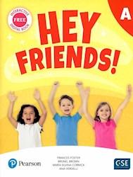 Papel Hey Friends! Starter A Student'S + Workbook