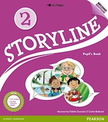 Libro Storyline 2
