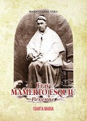 Libro Fray Mamerto Esquiu