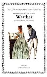 Libro Las Desventuras Del Joven Werther