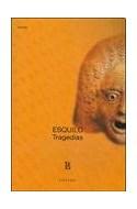 Papel TRAGEDIAS [ESQUILO] (BIBLIOTECA DE CLASICOS GRIEGOS Y LATINOS)