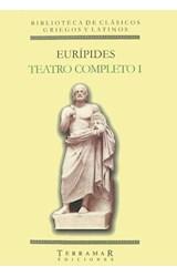 Papel TEATRO COMPLETO I [TRAD. MIER Y BARBERY] (BIBLIOTECA DE CLASICOS GRIEGOS Y LATINOS)