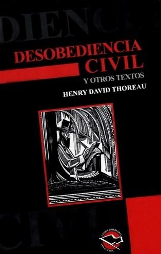 Papel Desobediencia Civil Y Otros Escritos