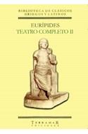 Papel TEATRO COMPLETO II [TRAD. MIER Y BARBERY] (BIBLIOTECA DE CLASICOS GRIEGOS Y LATINOS)