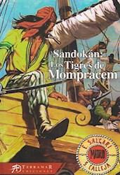 Papel Sandokan Los Tigres De Mompracem