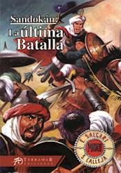 Papel Sandokan La Ultima Batalla