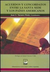 Libro Acuerdos Y Concordatos Entre La Santa Sede Y Los Paises Americanos