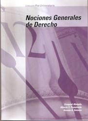 Libro Nociones Genereales De Derecho