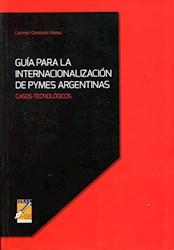 Libro Guia Para La Internacionalizacion De Pymes Argentinas