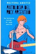 Papel ANTOLOGIA DEL ROCK ARGENTINO