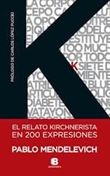 Libro El Relato K