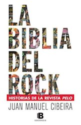 Libro La Biblia Del Rock