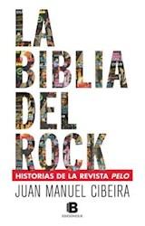 Papel LA BIBLIA DEL ROCK