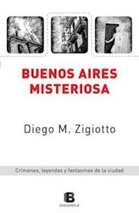 Libro Buenos Aires Misteriosa