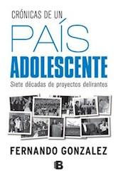 Papel Cronicas De Un Pais Adolescentes