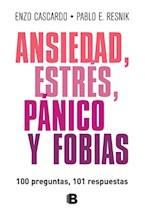 Papel ANSIEDAD, ESTRES, PANICO Y FOBIAS