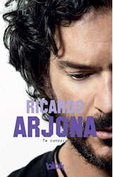 Papel RICARDO ARJONA TE CONOZCO