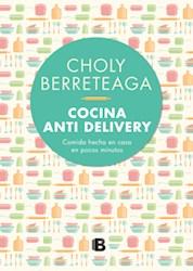 Libro Cocina Antidelivery
