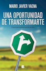 Papel Oportunidad De Transformarte, Una