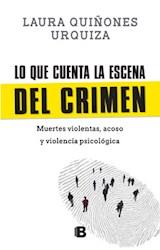 Papel LO QUE CUENTA LA ESCENA DEL CRIMEN