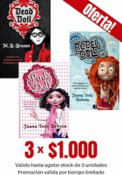 Libro Pack Doll