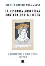 Papel LA HISTORIA ARGENTINA CONTADA POR MUJERES