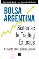 Papel BOLSA ARGENTINA SISTEMAS DE TRADING EXITOSOS (RUSTICA)