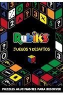 Papel RUBIK'S JUEGOS Y DESAFIOS PUZZLES ALUCINANTES PARA RESOLVER