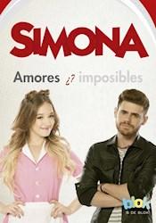 Libro Simona : Amores Imposibles