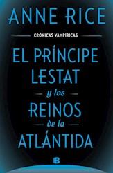 Libro El Principe Lestat Y Los Reinos De La Atlantida