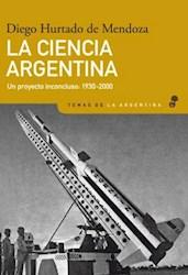Libro La Ciencia Argentina