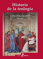 Libro Historia De La Teologia