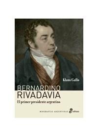 Papel Bernardino Rivadavia