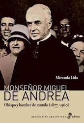 Libro Monseñor Miguel De Andrea
