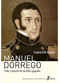 Papel Manuel Dorrego