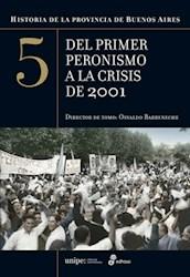 Libro 5. Historia De La Provincia De Buenos Aires